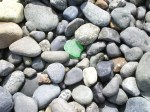 green seaglass