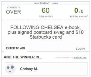 ebooksbux giveaway winner
